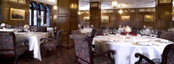 The English Grill, Restaurant at the Brown Hotel