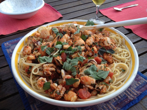 My Spaghetti Marinara
