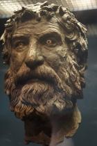 Znalezione obrazy dla zapytania philosopher sculpture head
